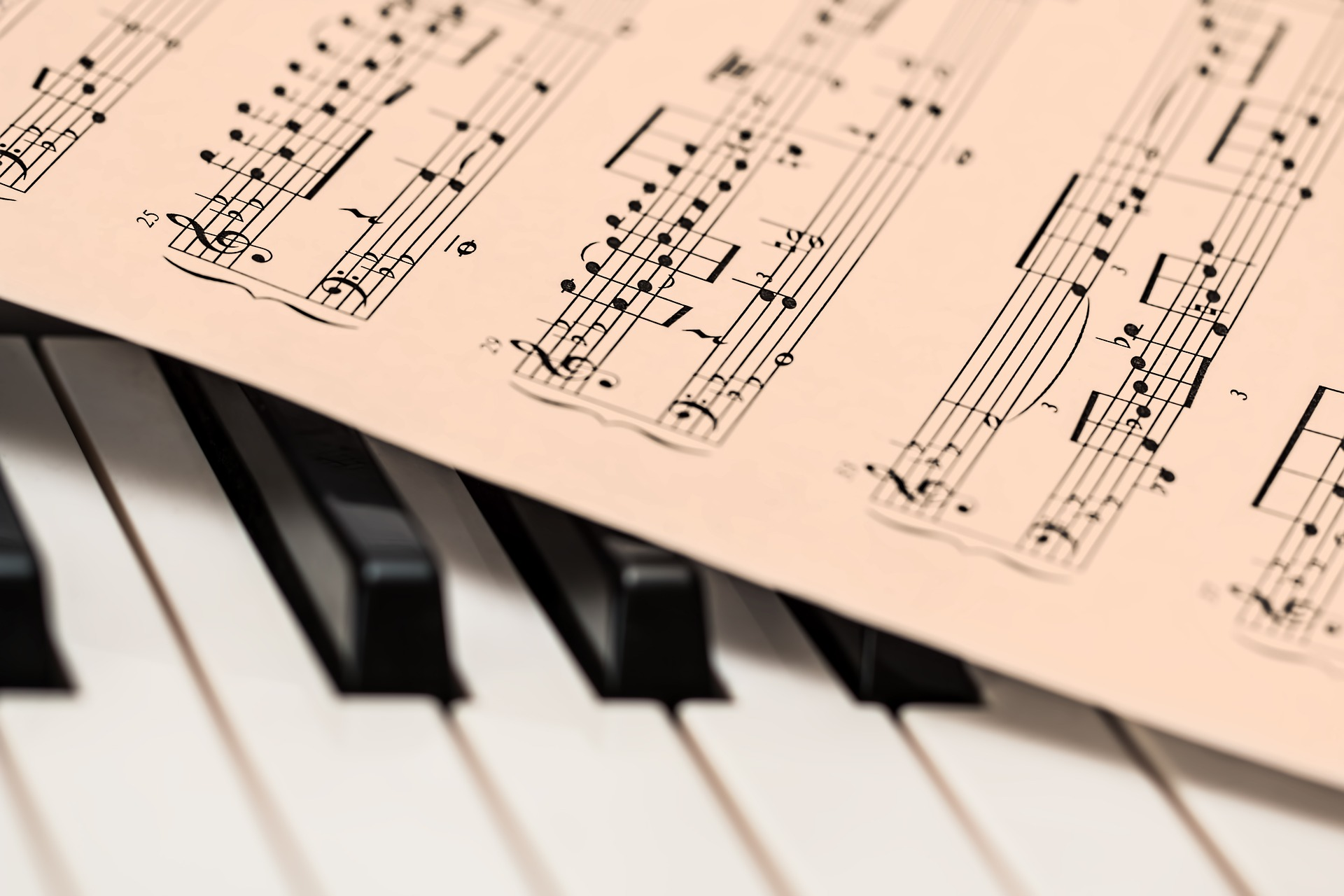 Existe-t-il des partitions de piano faciles ?