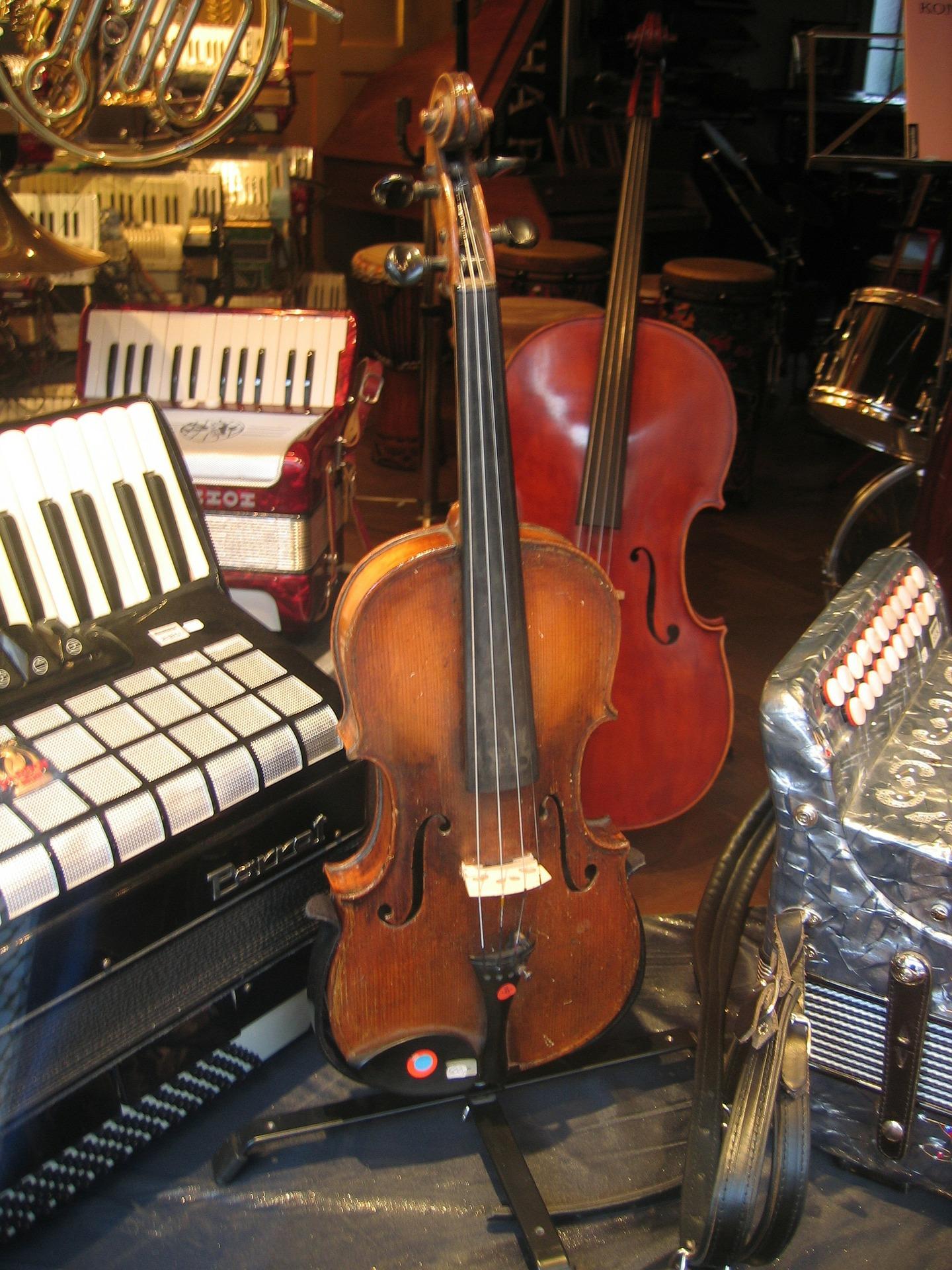 Devriez vous acheter des instruments de musique d'occasion ?